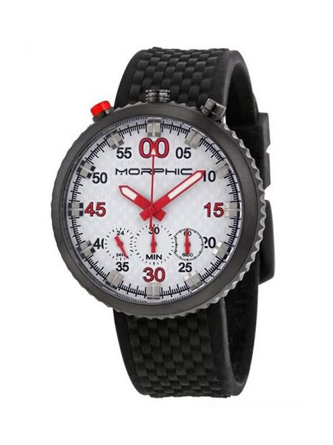 Morphic M29 Chronograph Black Ion-plated Steel Men's Watch by Morphic - My100Brands