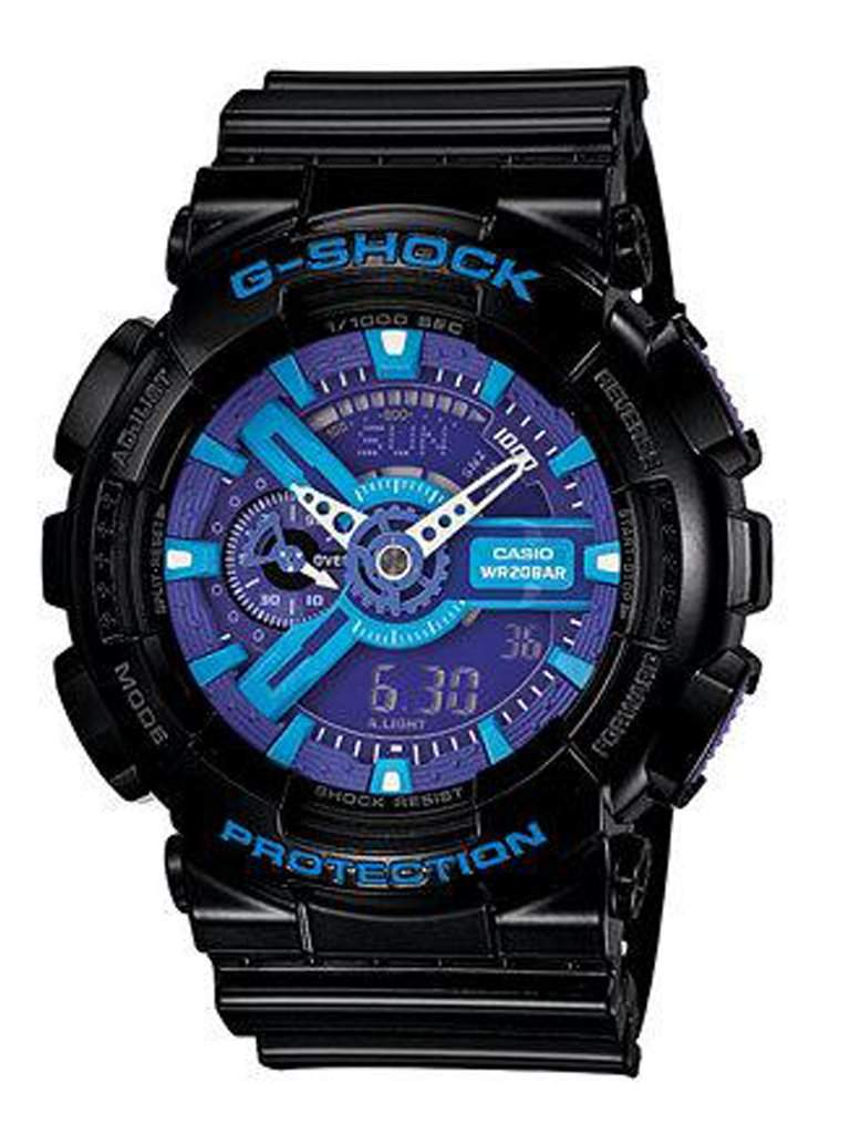 Casio G-Shock Analog Digital Black Resin Strap Men's Watch by Casio - My100Brands
