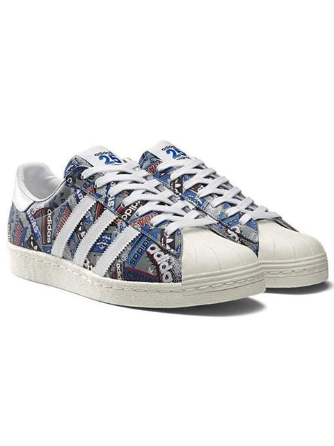 Adidas Superstar 80s Pioneers Nigo by Adidas - My100Brands