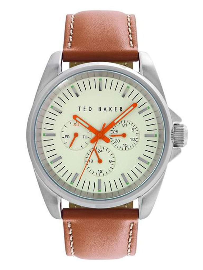Ted Baker London Classic Analog Stainless Steel Sport Men's Watch by Ted Baker London - My100Brands