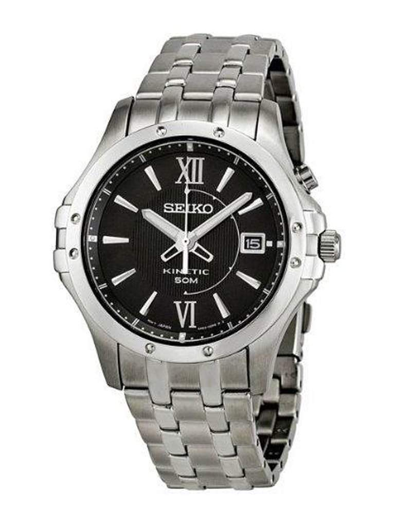 Seiko Le Grand Sport Men's Kinetic Watch by Seiko - My100Brands