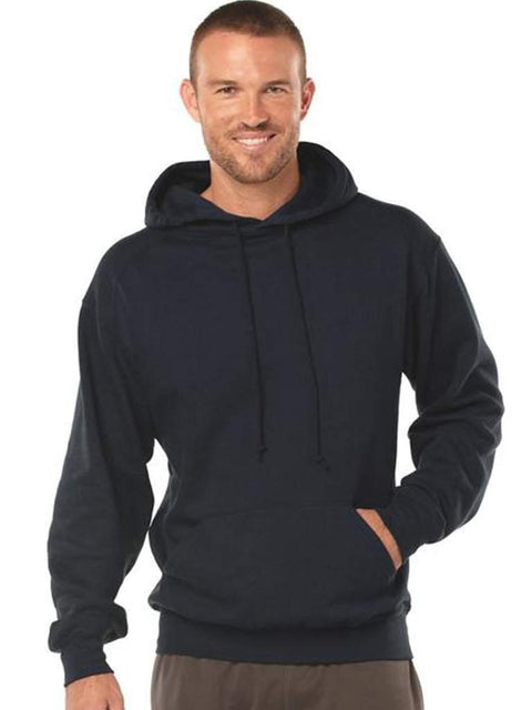 Men's Black Hoodie by My100Brands - My100Brands