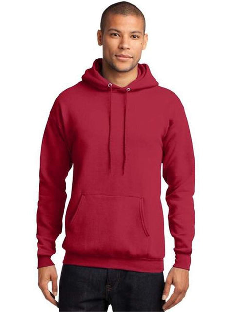 Men's Red Hoodie by My100Brands - My100Brands