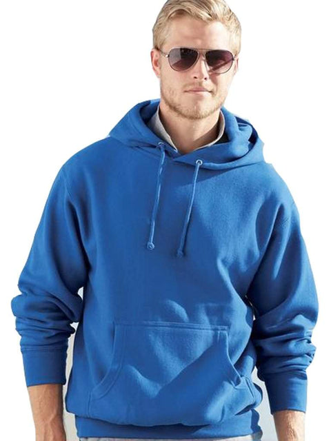 Men's Blue Hoodie by My100Brands - My100Brands