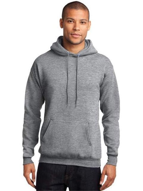 Men's Gray Hoodie by My100Brands - My100Brands