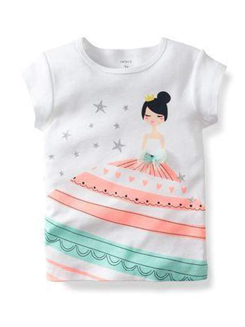 Carter's Fancy Dress Tee by Carter's - My100Brands