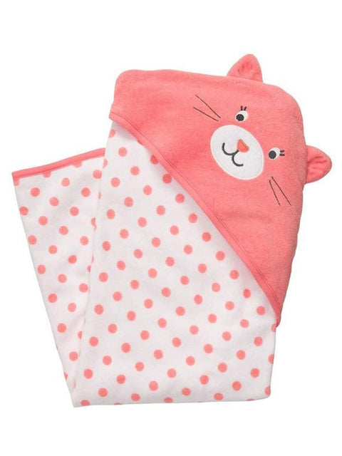Carter's Cat Hooded Towel by Carters - My100Brands