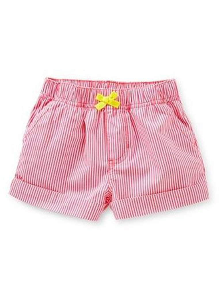 Carter's Girl's Striped Shorts by Carters - My100Brands