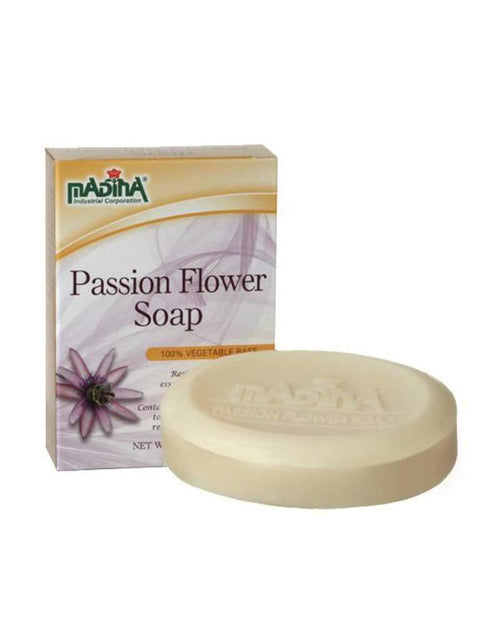 Passion Flower Soap - 3½ oz by Madina - My100Brands