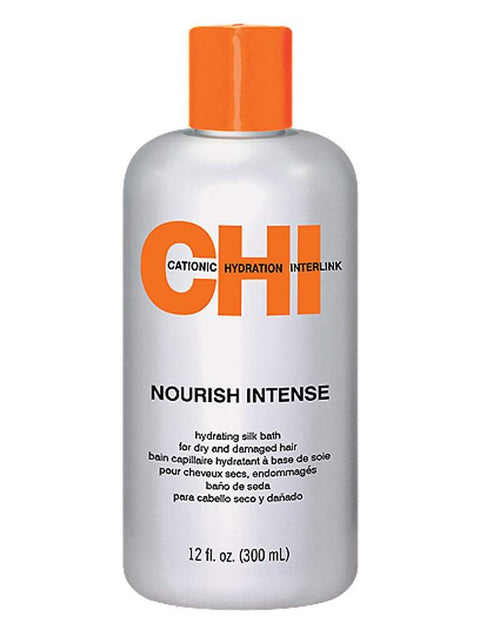 CHI Nourish Intense Hydrating Silk Bath -12 fl oz 355 ml by CHI - My100Brands