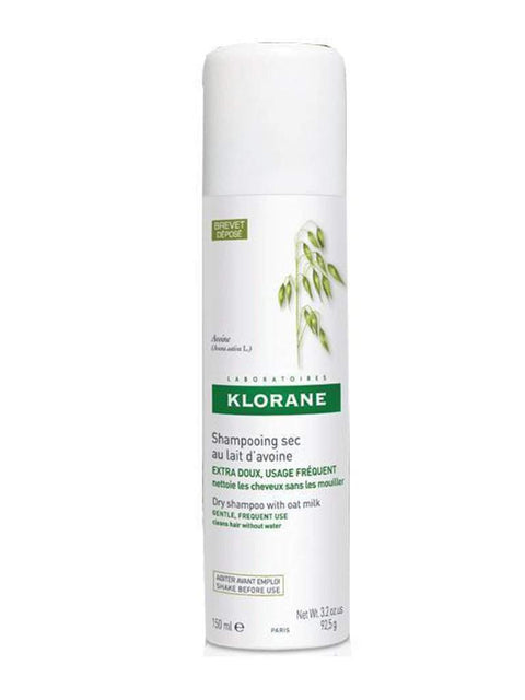 Klorane Dry Shampoo With Oat Milk - 3,2 fl oz by Laboratoires Klorane - My100Brands