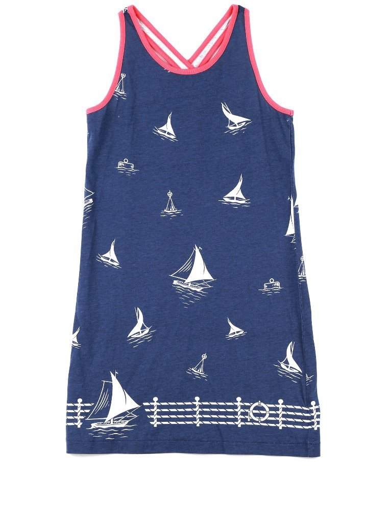 Ralph Lauren Nautical Themed Dress by Ralph Lauren - My100Brands