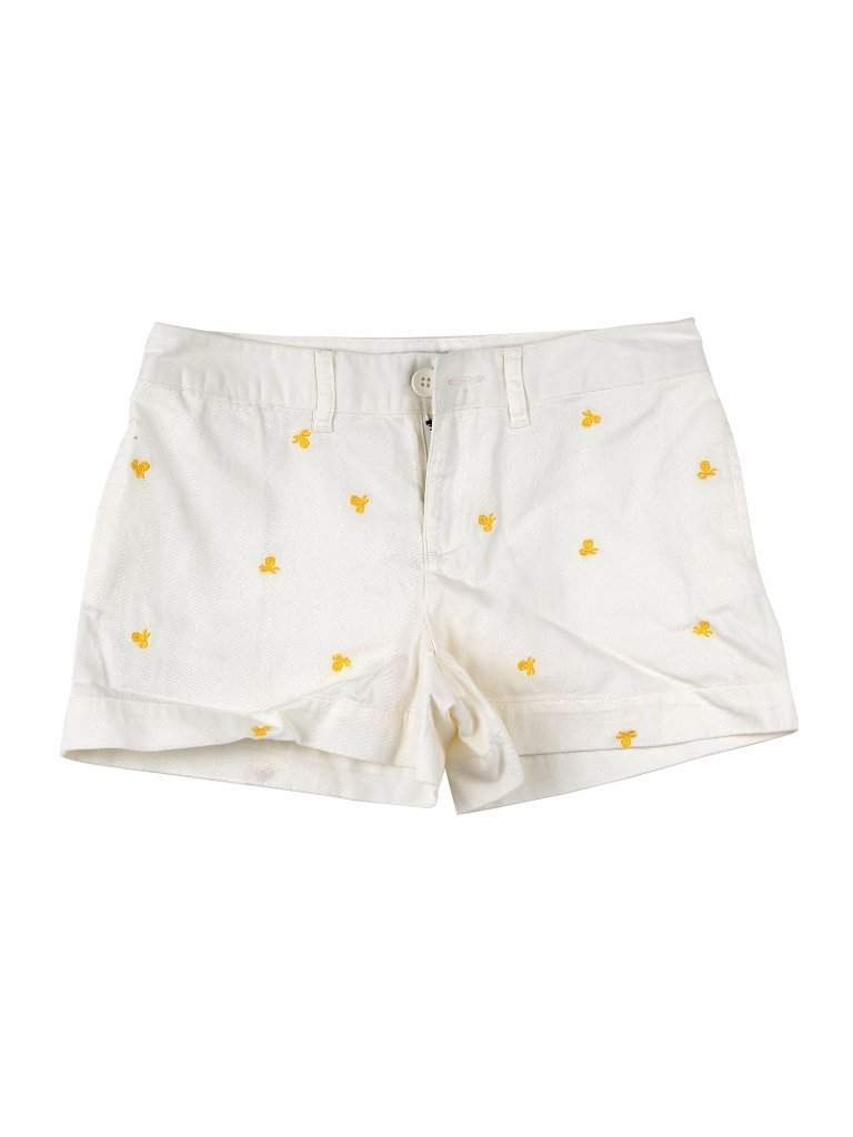 Ralph Lauren White Shorts by Ralph Lauren - My100Brands