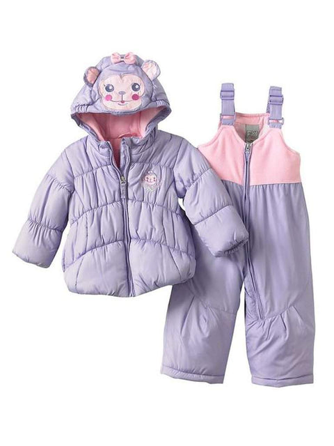 ZeroXposur Monkey Jacket and Snowpants Set by ZeroXposur - My100Brands