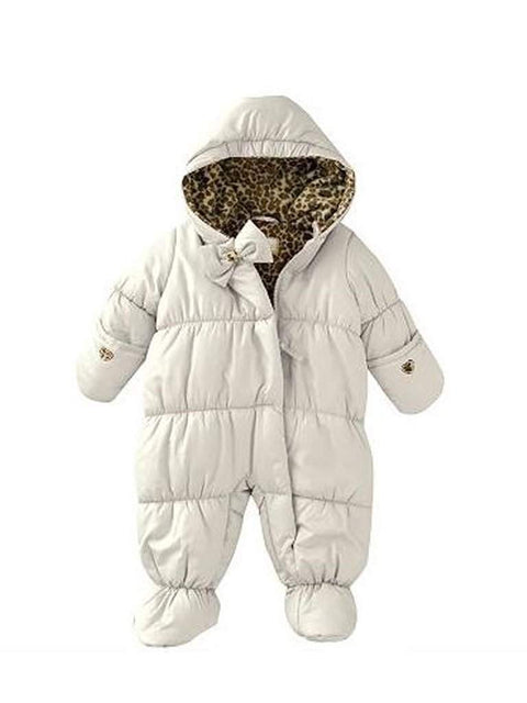 Rothschild Girls Leopard Snowsuit by Rothschild - My100Brands