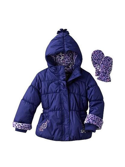 ZeroXposur Kate Jacket & Mittens Set by ZeroXposur - My100Brands