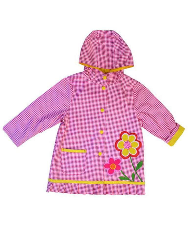 Wippette Girls Rain Coat-Pink by Wippette - My100Brands