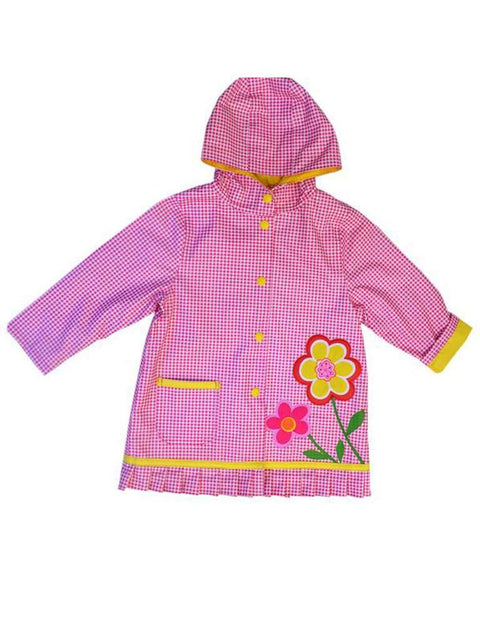 Wippette Girls' Rain Coat - Pink by Wippette - My100Brands