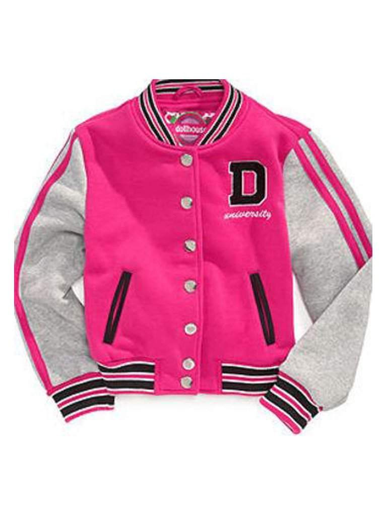 Dollhouse Varsity Jacket by Dollhouse - My100Brands