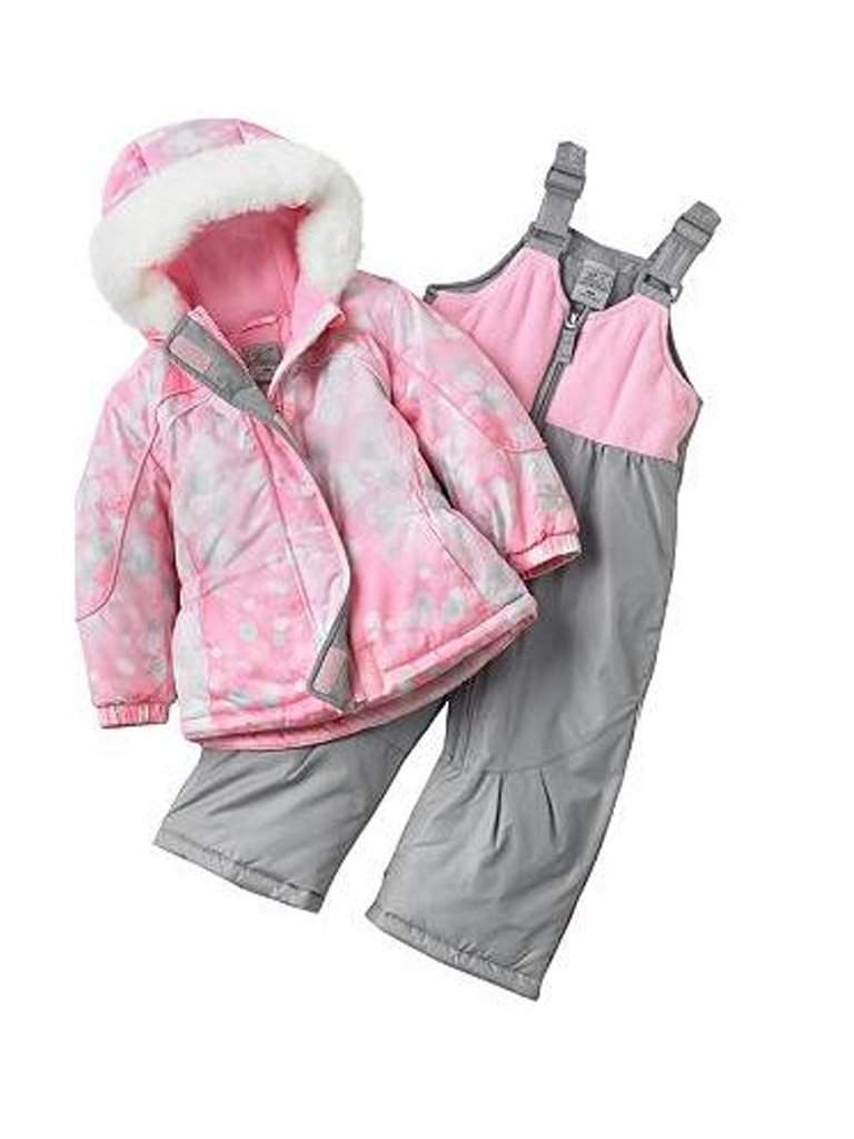 ZeroXposur Marcia Jacket & Snow Bibs Set-Baby by ZeroXposur - My100Brands