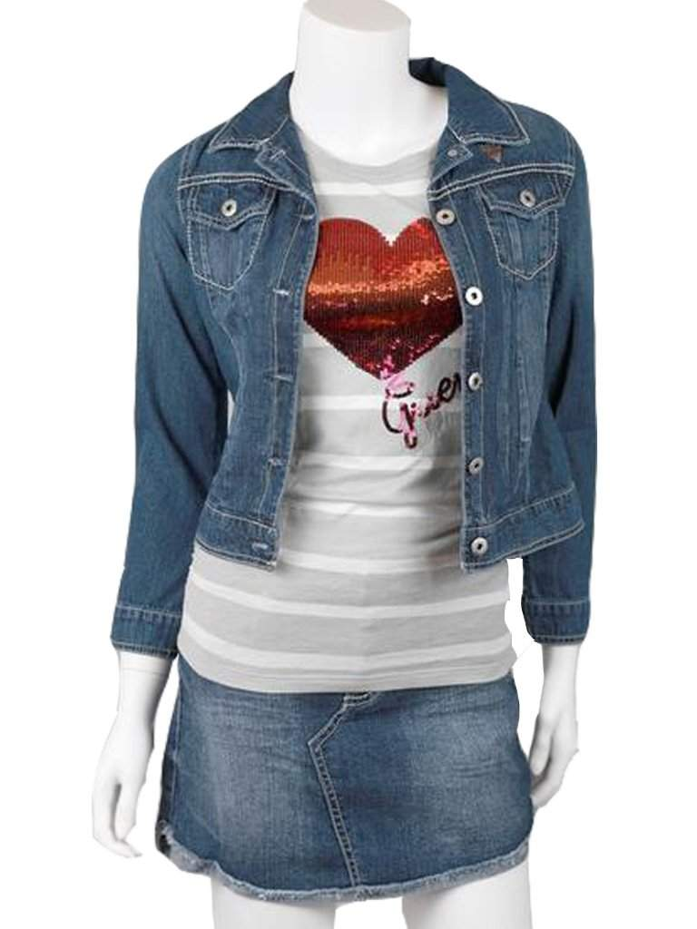 Guess Girl's Denim Jacket by Guess - My100Brands