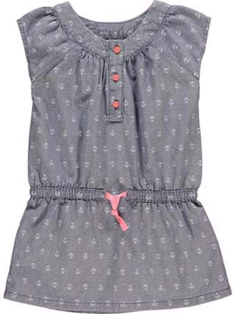 Carter's Anchor Oxford Tunic by Carters - My100Brands