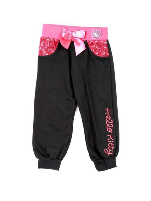Hello Ktitty Sequin Pocket Pants by Hello Kitty - My100Brands
