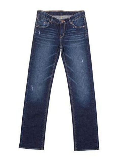 Levi's Girls Slim Straight Jeans by Levi's - My100Brands