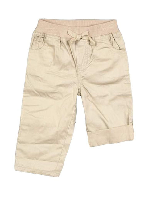 Girls' Khaki Pants by My100Brands - My100Brands