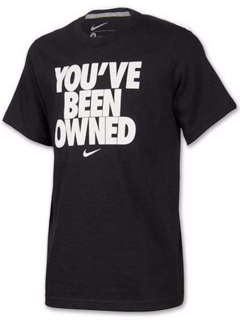Boys' Nike You've Been Owned T-Shirt by Nike - My100Brands