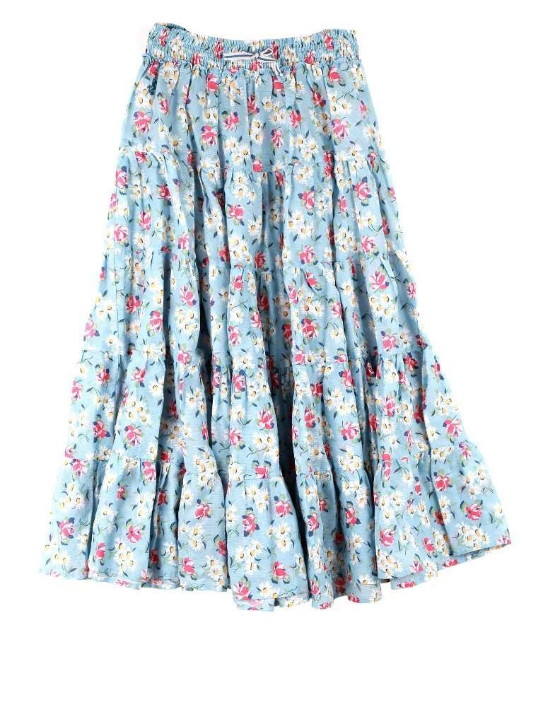 Ralph Lauren Flower Print Skirt by Ralph Lauren - My100Brands