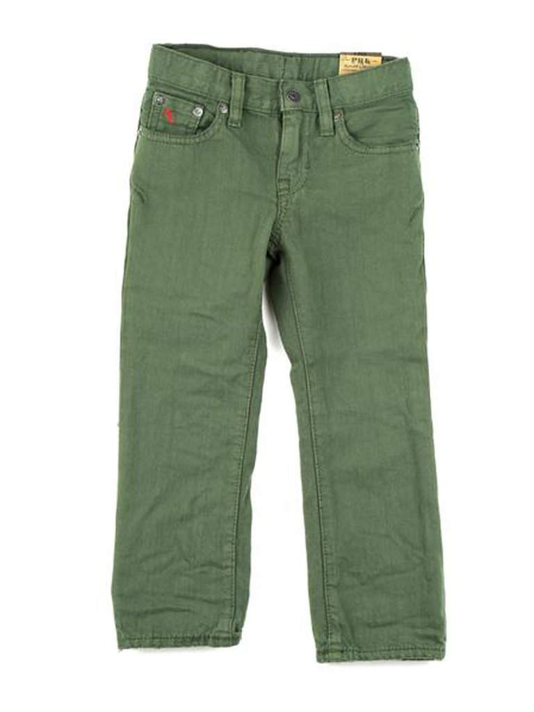 Ralph Lauren Green Pants by Ralph Lauren - My100Brands