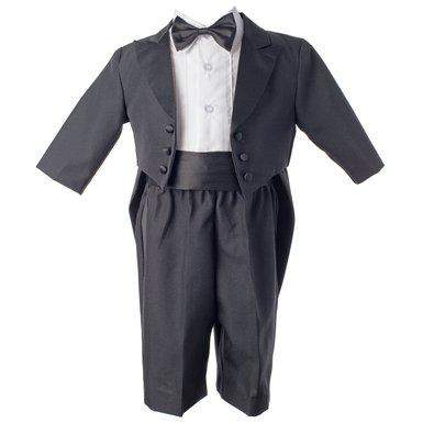 Lauren Madison Baby Set, Baby Boys 4 Piece Tux by Lauren Madison - My100Brands