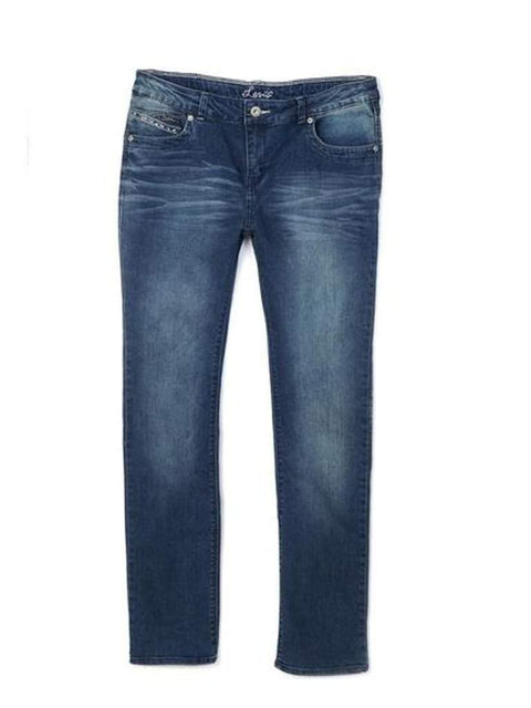Levi's Girls Rare Gem Super Skinny Jean by Levi's - My100Brands