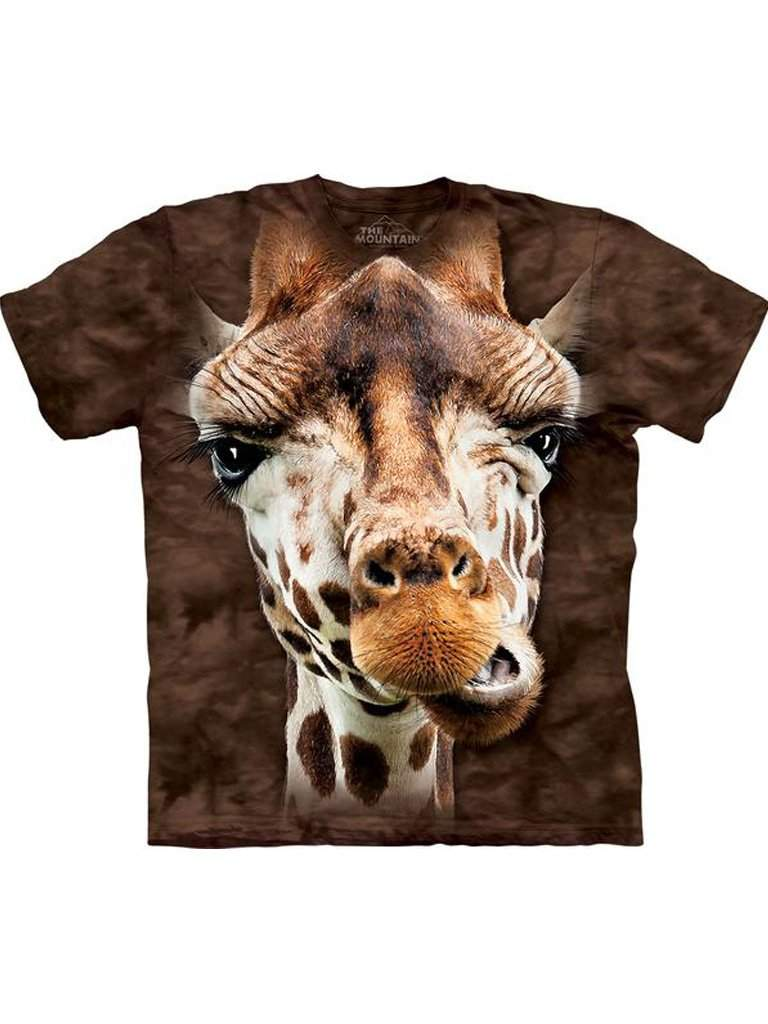 Giraffe T-Shirt by The Mountain - My100Brands