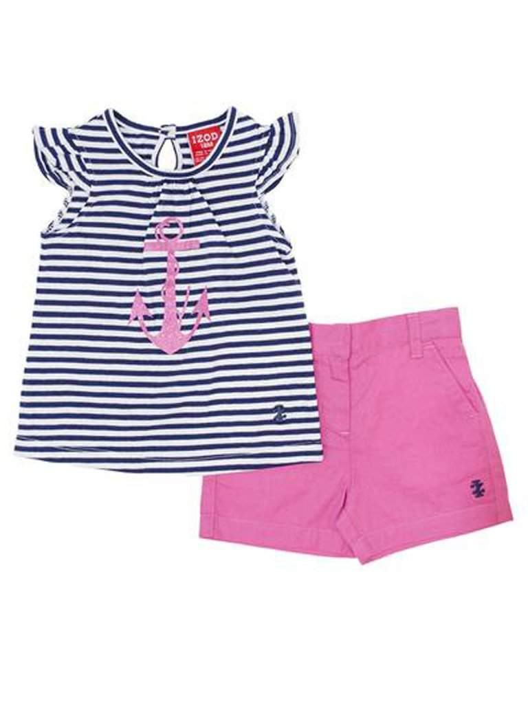 Izod 2 piece Short Set by Izod - My100Brands