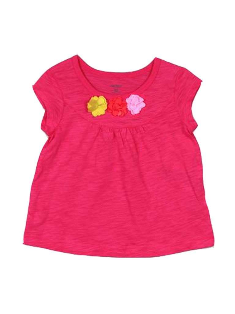 Carter's Top with Flowers by Carters - My100Brands