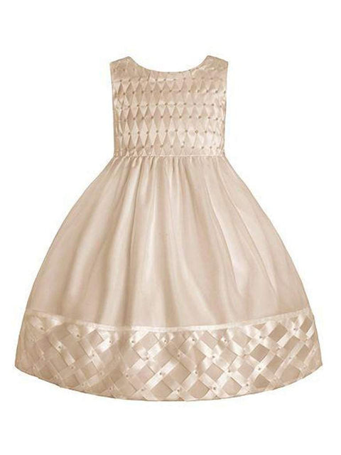 American Princess Lattice Dress by American Princess - My100Brands