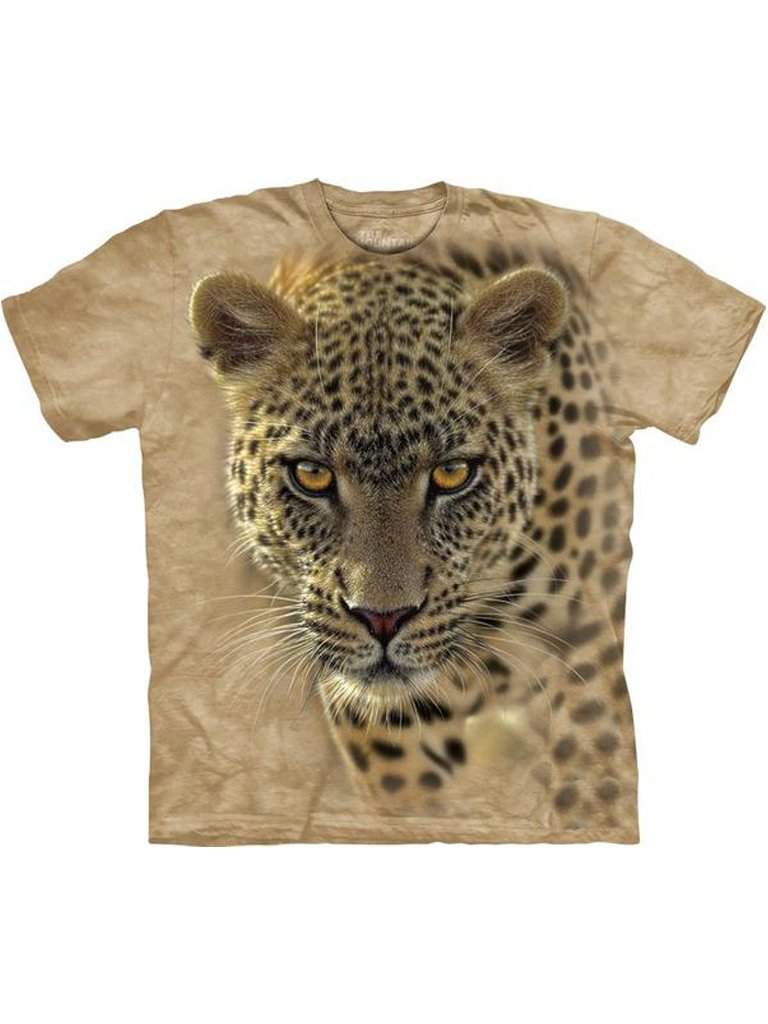 On The Prowl T-Shirt by The Mountain - My100Brands