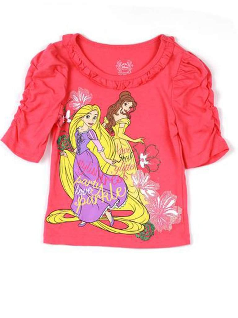 Disney Princess Graphic Tee by Disney - My100Brands