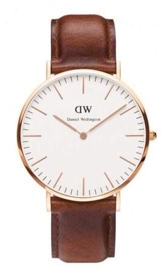 Daniel Wellington Analog Display Quartz Men's Watch by Daniel Wellington - My100Brands