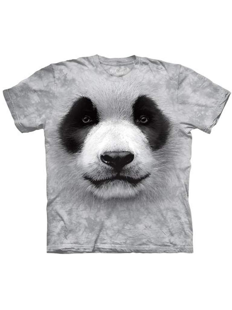 Panda T-Shirt by The Mountain - My100Brands