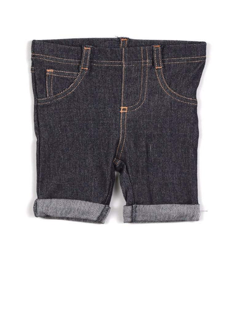 Baby Girls' Denim Bermuda Shorts by My100Brands - My100Brands