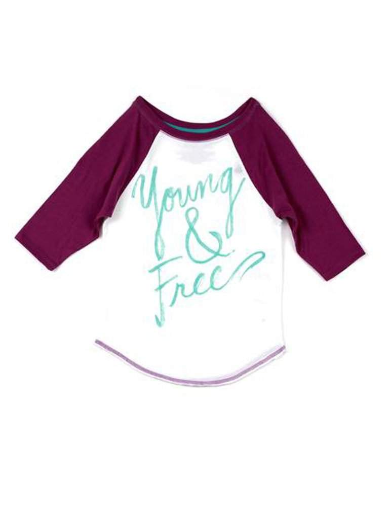 "Tommy Hilfiger ""Young and Free"" Tee by Tommy Hilfiger - My100Brands"