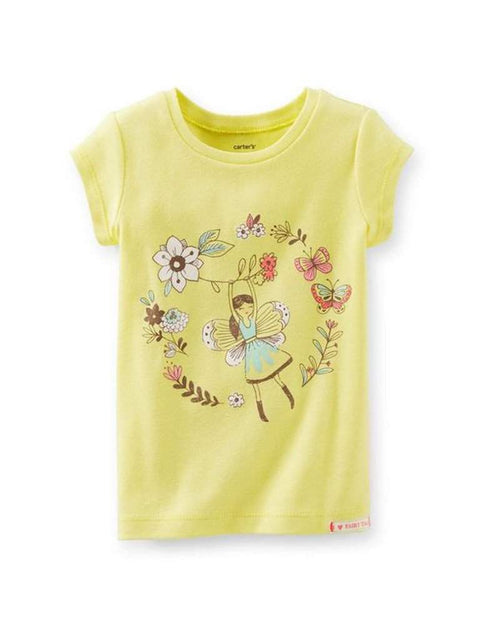 Carter's Sparkle Fairy Graphic Tee by Carters - My100Brands