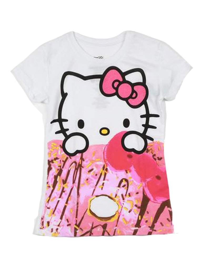 Hello Kitty Grafic Tee by Hello Kitty - My100Brands