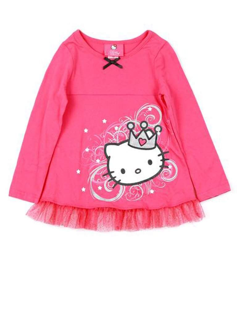 Hello Kitty Princess Tunic by Hello Kitty - My100Brands