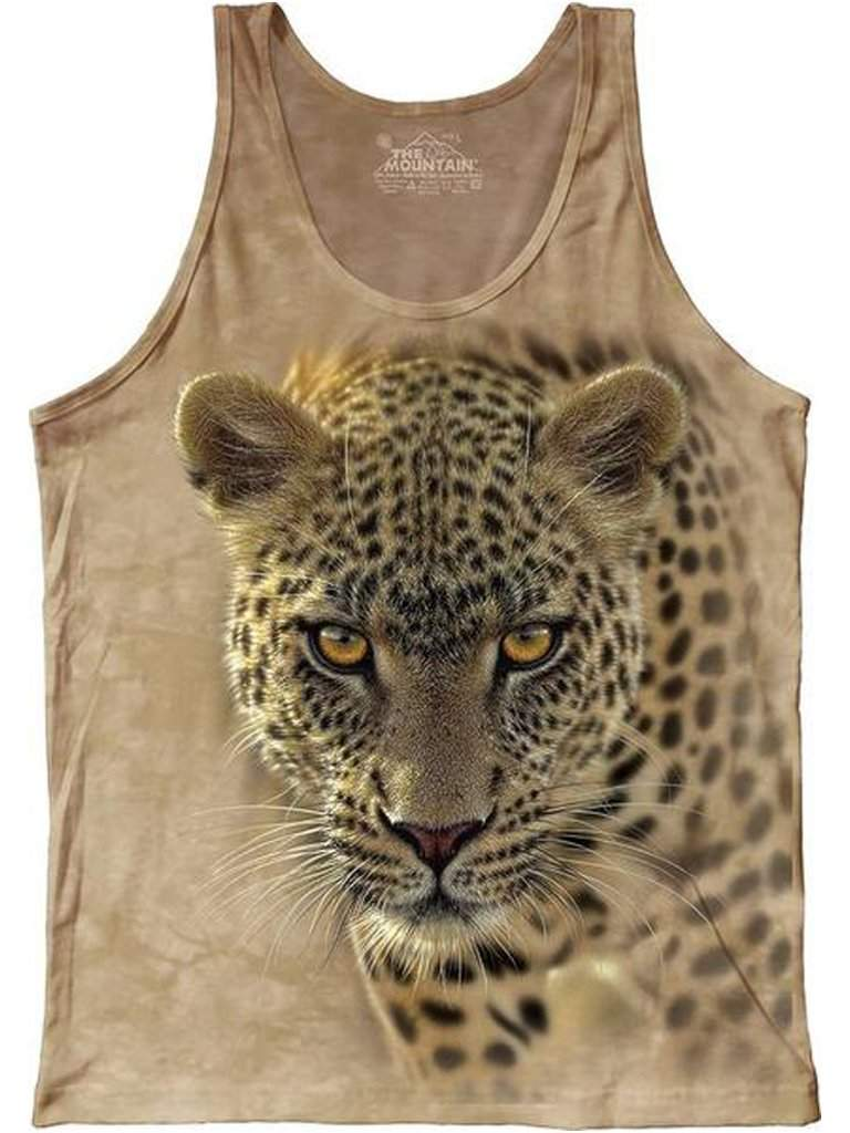 On The Prowl Tank Top by The Mountain - My100Brands