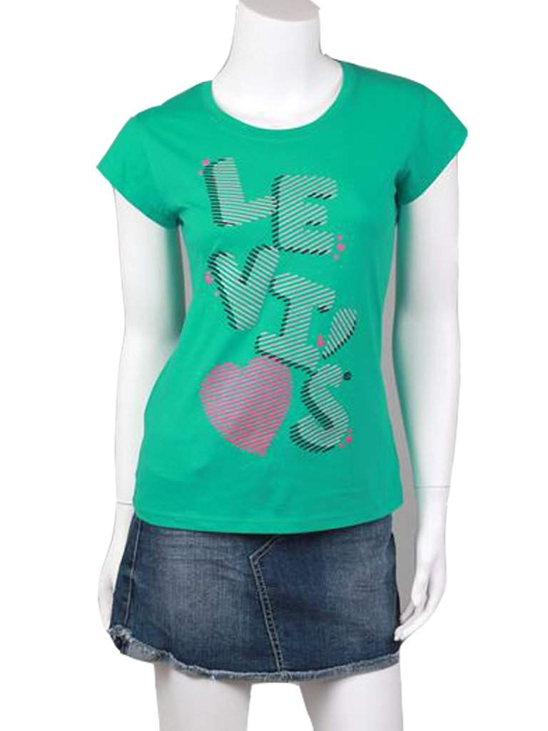 Levi's Girls' Graphic Tees by Levi's - My100Brands