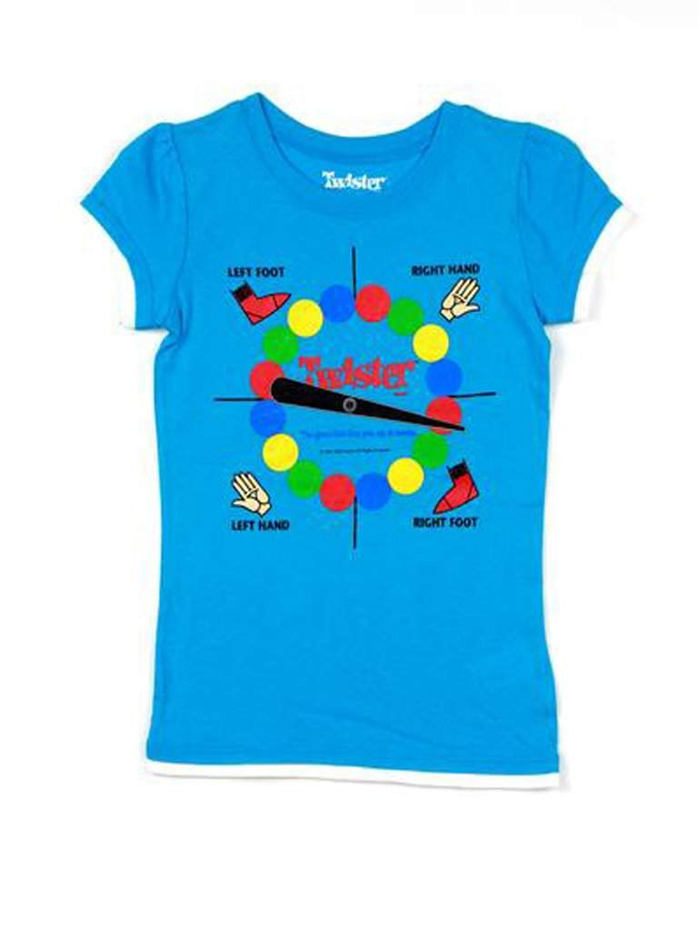 Junk Food Twister T-Shirt by My100Brands - My100Brands